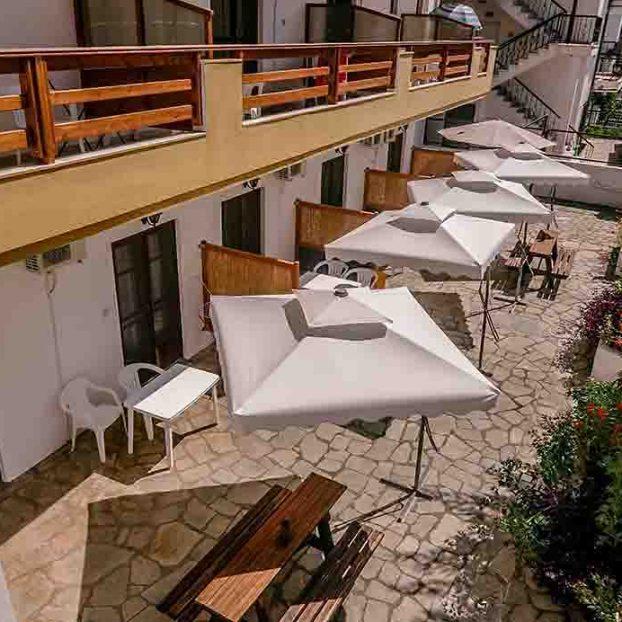 Room verandas