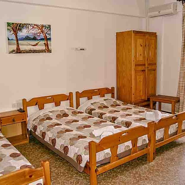 Three bed room