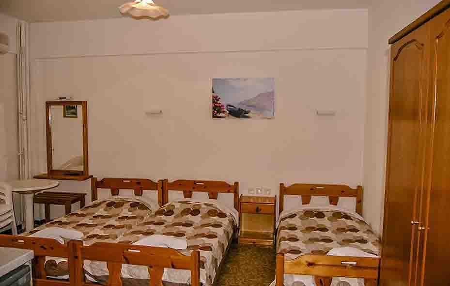 Three bed room